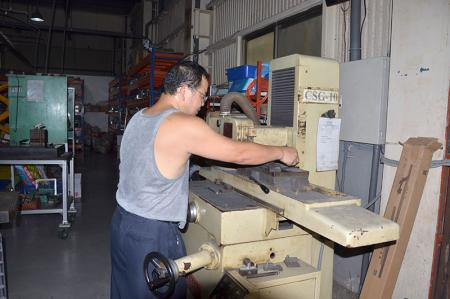 Our experienced mechanic will make fixture and jig according to product requirements in order to facilitate mass production.