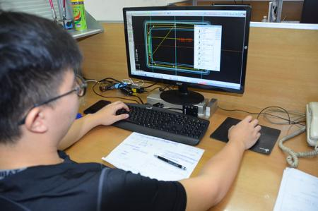 Operating process planning with Autocad, and establishing SOP/SIP for mass production.
