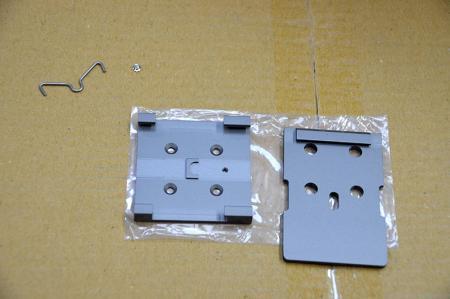 CNC Milling + Abrasive + Anodizing