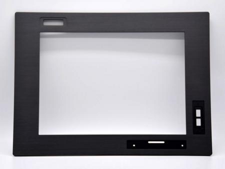 タッチスクリーン用アルミフレーム - アルミフレーム