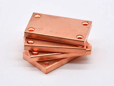 บล็อกทองแดง - บล็อกทองแดงที่กำหนดเอง