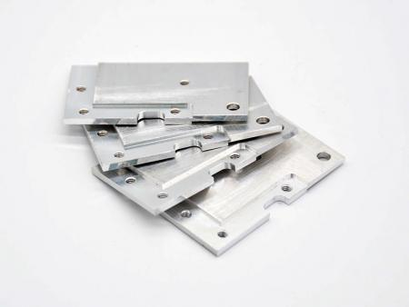 Composants en aluminium d'usinage CNC - Pièces personnalisées
