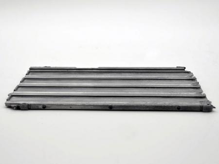 Rail DIN en aluminium moulé sous pression