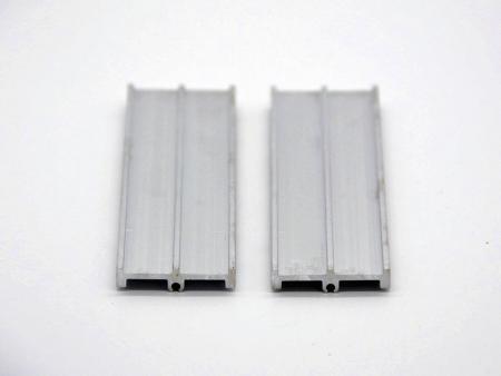 Rail Din en aluminium usiné CNC