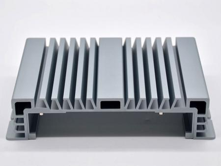 Blue anodized embedded chassis - Embedded System Chassis