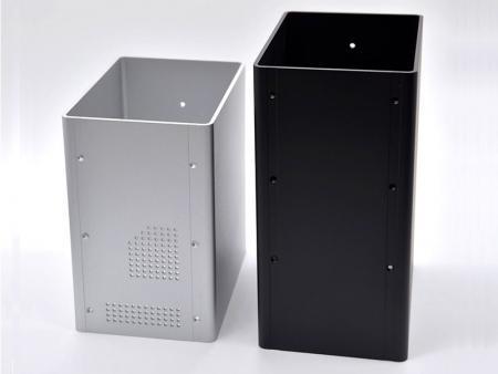 Boîtiers d'extrusion en aluminium - Personnaliser les étuis de rangement