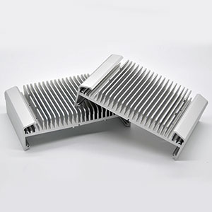 Aluminum Industrial Computer Chassis