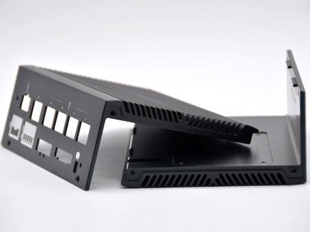 Chasis integrado ensamblado negro - Chasis del sistema integrado