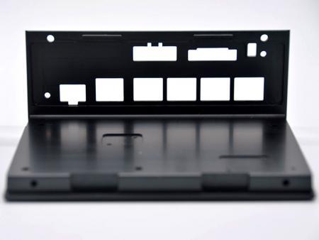 Personalización de ensamblar chasis (procesamiento CNC)