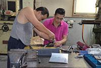 Diseño de mecanismos y análisis de mecanizado
