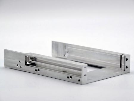 Chasis de almacenamiento Raid de mecanizado CNC - Estuches de almacenamiento Raid