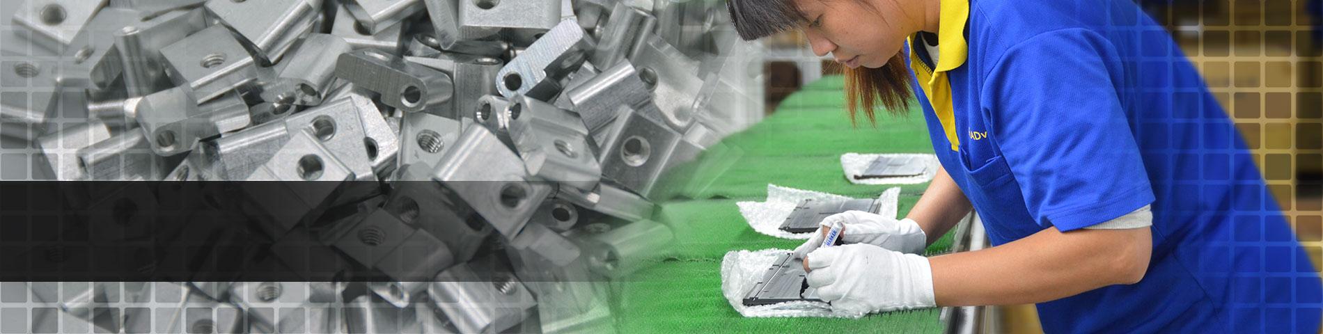 Precision Manufacture