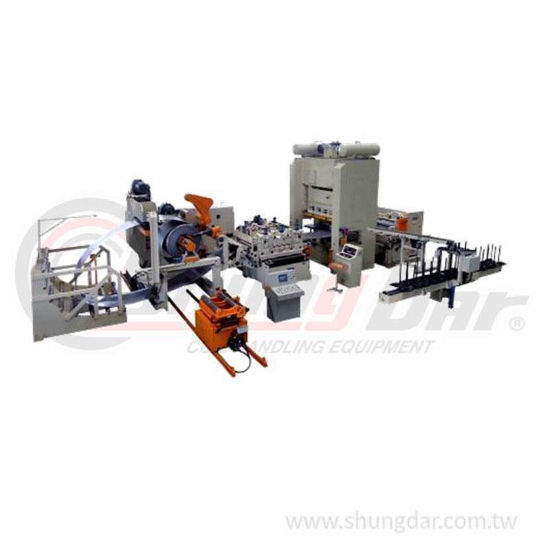 Shung Dar - Zig Zag Feeding Line / Stacking System