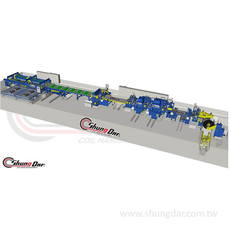 Shung Dar - Cut To Length Line