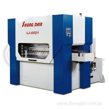 Metal Plate Leveler (0.1 - 10.0mm) - Shung Dar - Matel Plate Leveler