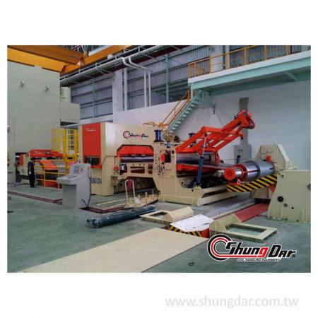 Press Blanking Line - 800mm width line