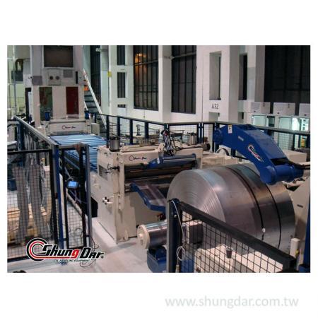 Press Blanking Line - производственная линия