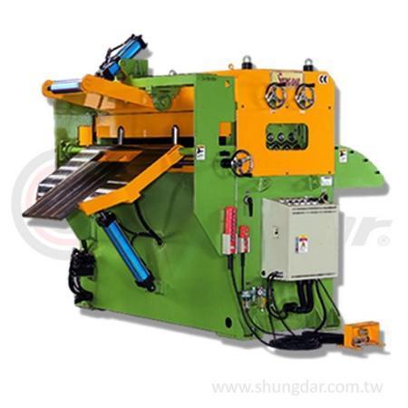 Выпрямитель для рулонов / катушек (0,4 - 6,0 мм) - Shung Dar - Выпрямитель рулонов / заготовок - LVD / SLD / SLK