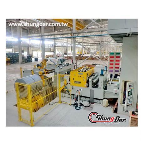 3in1供給ラインSNR6-生産ライン
