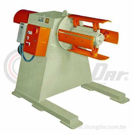 Разматыватель с одной головкой (1/3/5 тонн) - Shung Dar - Разматыватель стальной рулонной ленты с одной головкой - UA / UB / UC