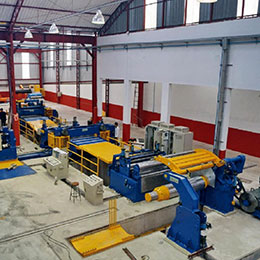 Automation Slitting Line