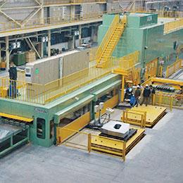 Metal İstifleme Sistemi