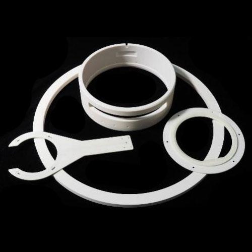 Fabricante de peças de cerâmica de alta precisão.