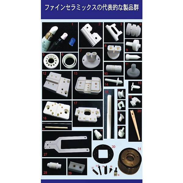 Professional Fine Ceramics Manufacturer