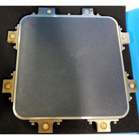 Porous Ceramic Chuck Table, Precise Porous Ceramic Partial Vacuum Chuck - Porous Ceramic - Vacuum Chuck Components Production