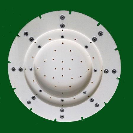 Precision Ceramic Parts of Semiconductor Process Equipment