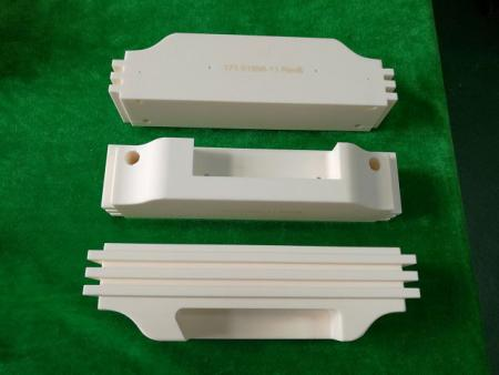 Semiconductor equipment --- large-scale precision ceramic parts (250mm - 550mm)