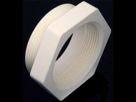 Precision Ceramic, Aluminium Oxide, Zirconia, Screw Thread, Nut, Production and Processing