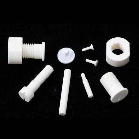 Precision Ceramic, Aluminium Oxide, Zirconia, Screw Thread, Nut - Precision Ceramic, Aluminium Oxide, Zirconia, Screw Thread, Nut, Production and Processing