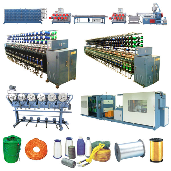 PP-PE Monofilament Rope Production Line