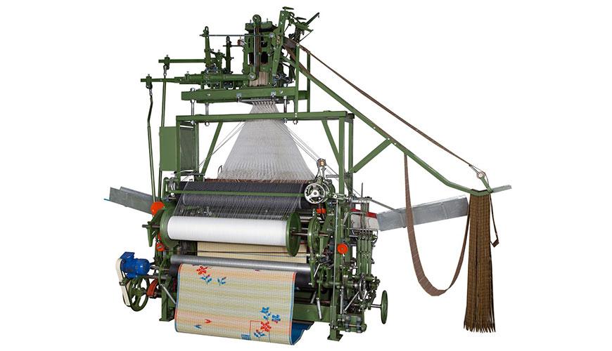 Auto Jacquard Weaving Machine Equipment and Machinery Supply
