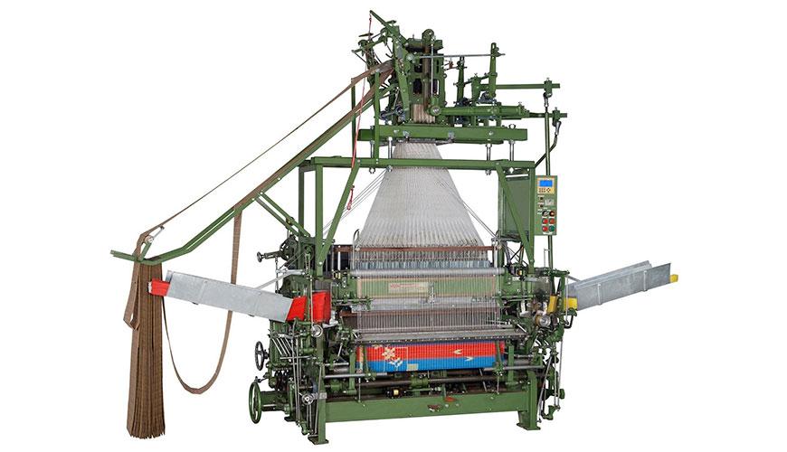 Auto Jacquard Weaving Machine, Model: V-TY-36AL