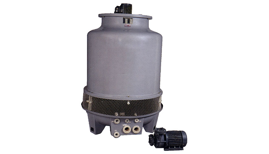 """Water Cooling Tower and Pump, Model: LBC-50RT (50 tons) + 5HP-3"""" (2 sets)"""