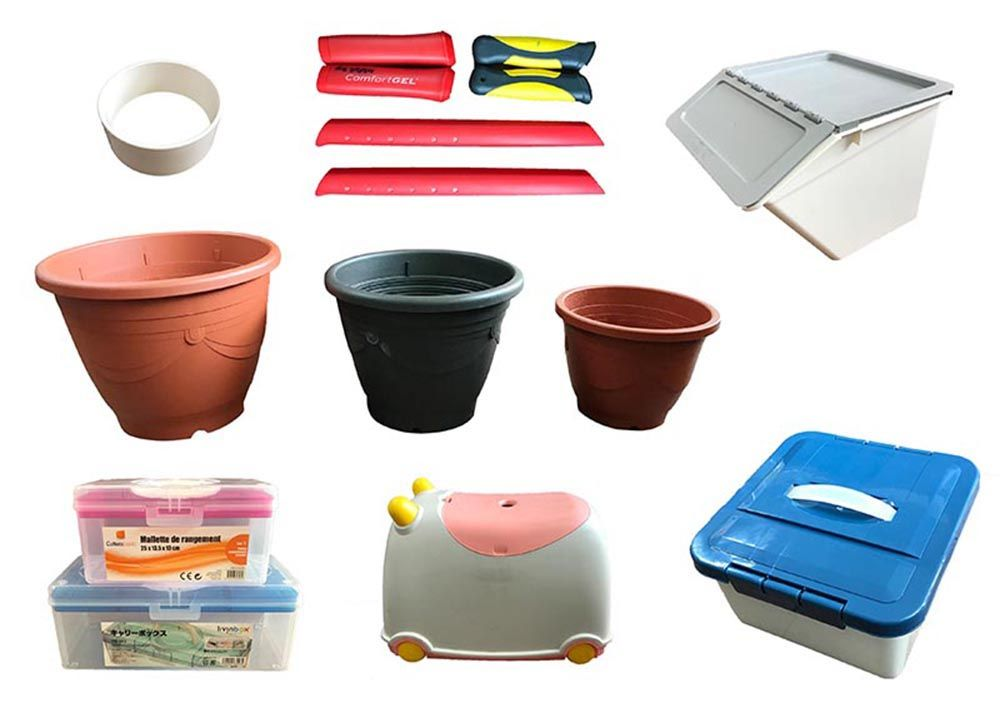 Designed Household Product by Injection Machine