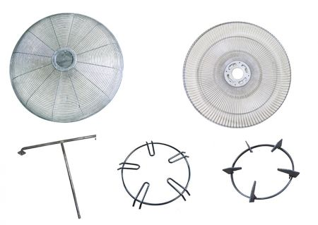 Fan Guard Machinery and Customized Welding Equipment