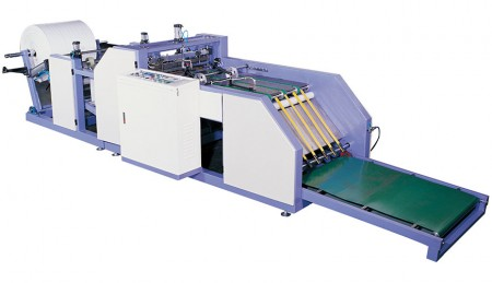 Automatic Bag Heat Cutting Machine - Automatic Bag Heat Cutting Machine