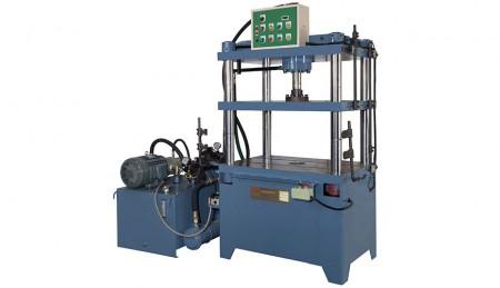 हाइड्रोलिक बनाने की मशीन