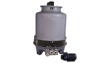 """Water Cooling Tower and Pump - Water Cooling Tower and Pump, Model: LBC-50RT (50 tons) + 5HP-3"""" (2 sets)"""