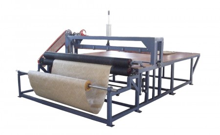 Mat Heat Cutting Machine (Manual Type)