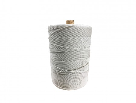 No.452 Pattern Strings (3 kg/roll, White)