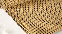 Rattan-Like mat & application - PP-Rattan-Like Mat