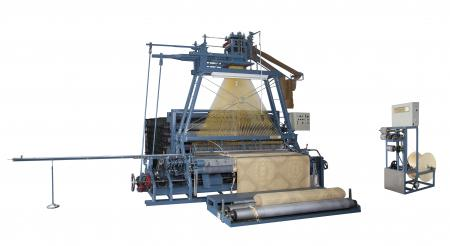 PP Rattan-Like Mat Weaving Machine