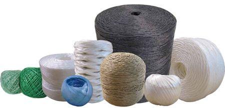โรงงานผลิตเชือก PP Fiber Rope (Polytvine)