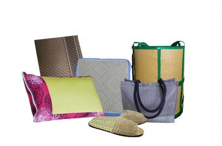 PP Rattan-Like Mat and Machinery
