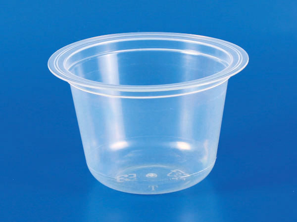 180g Plastic-PP Jelly Round Cup