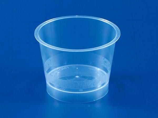 Tasse de yaourt en plastique PP 220g